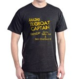 funny tugboat captain T-Shirt