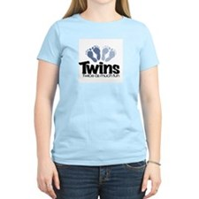 Twins (Boy) - Twice as much f T-Shirt