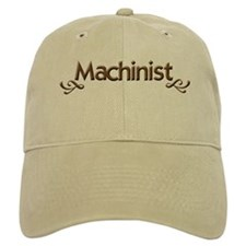 Machinist Baseball Cap