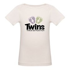Twin (Unisex) - Twice the Fun Tee