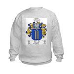 Scali Family Crest Kids Sweatshirt