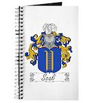 Scali Family Crest Journal