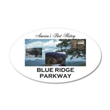 ABH Blue Ridge Parkway Wall Decal