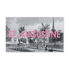 ABH St. Augustine Wall Decal