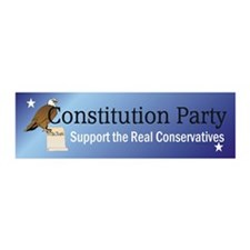 Constitution Party Wall Decal