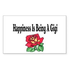 Cute Great grandma (happiness) Decal