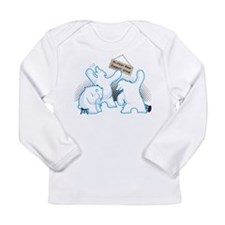 Cute Bipolar humor Long Sleeve Infant T-Shirt