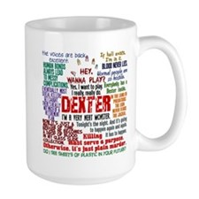 Best Dexter Quotes Ceramic Mugs