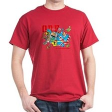 OLD RETIRED FART Twin Engine T-Shirt