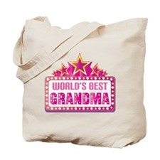 Grandma Worlds Best Tote Bag