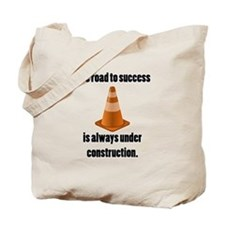 Road to Success Tote Bag