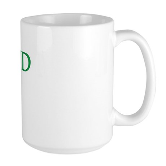 Ireland Large Mug
