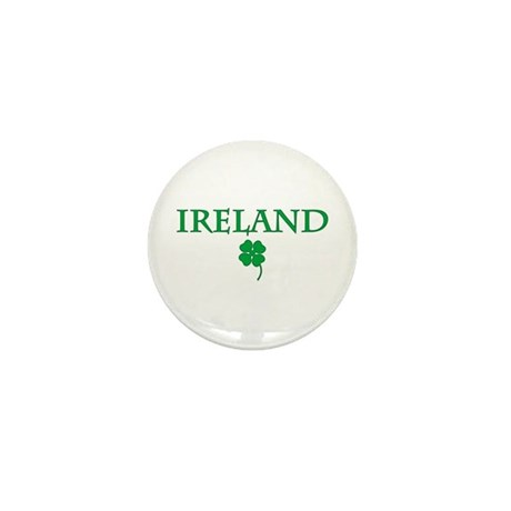 Ireland Mini Button