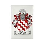 Salviati Coat of Arms Rectangle Magnet (100 pack)