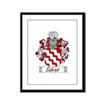 Salviati Coat of Arms Framed Panel Print