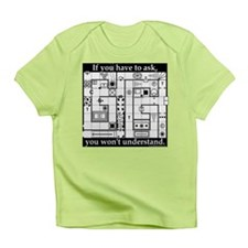 Dungeon Map Infant T-Shirt