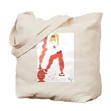 Ren G Art Tote Bag Genie Series