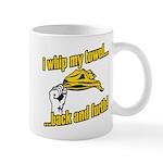 I Whip My Towel Back and Forth Mug