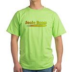 Sonic Boom Green T-Shirt