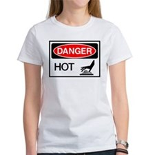 Danger Hot Tee
