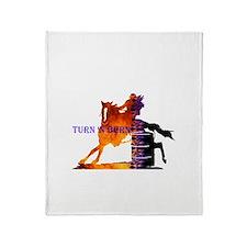 TNB Paint/Pinto Throw Blanket
