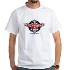 White Super Hero T-Shirt