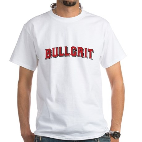 BULLGRIT White T-Shirt