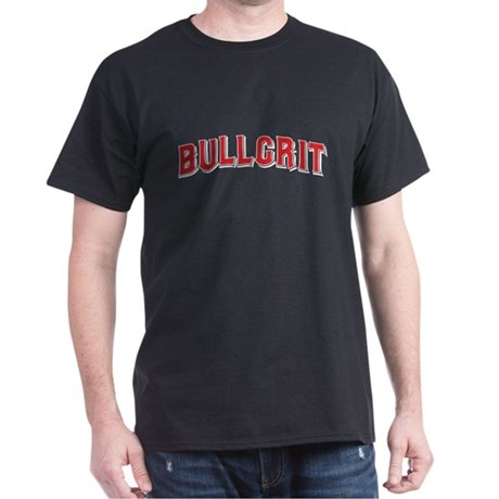 BULLGRIT Black T-Shirt