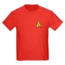 Star Trek Engineering Kids Tee