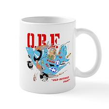 OLD RETIRED FART F -4U Mug