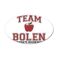 Team Bolen 22x14 Oval Wall Peel