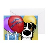 Aussie Birthday Greeting Card
