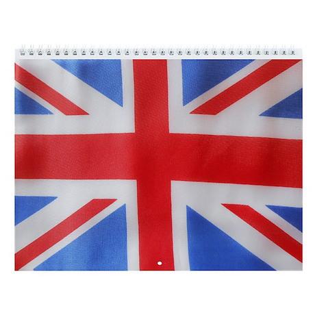 London Wall Calendar