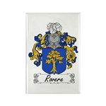 Rovere Coat of Arms Rectangle Magnet