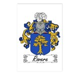 Rovere Coat of Arms Postcards (Package of 8)