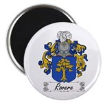 Rovere Coat of Arms Magnet