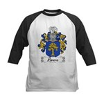 Rovere Coat of Arms Kids Baseball Jersey