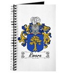 Rovere Coat of Arms Journal