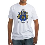 Rovere Coat of Arms Fitted T-Shirt