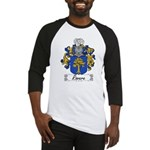 Rovere Coat of Arms Baseball Jersey