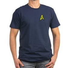 Star Trek Science Men's Fitted Tee