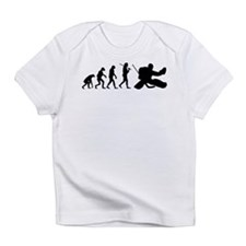 The Evolution Of The Hockey Goalie Infant T-Shirt