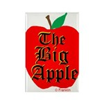 THE BIG APPLE Rectangle Magnet (10 pack)