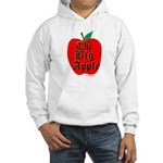 THE BIG APPLE Hooded Sweatshirt