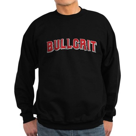 BULLGRIT Black Sweatshirt