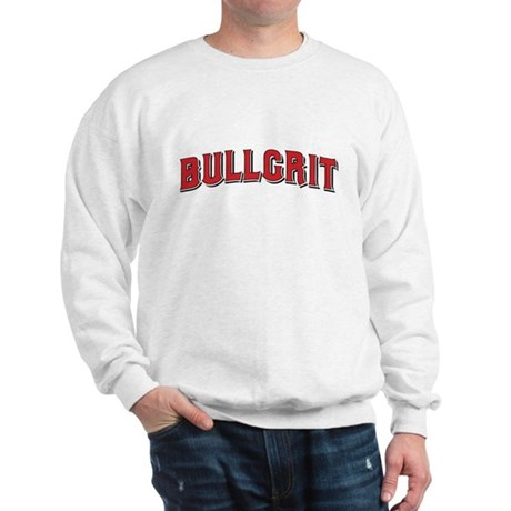 BULLGRIT White Sweatshirt
