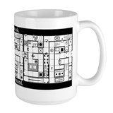 Dungeon Map Marker Mug