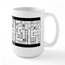 Dungeon Map Marker Mug