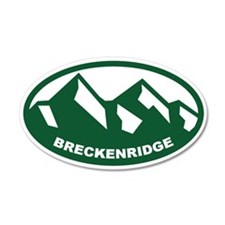 Breckenridge Colorado Wall Decal