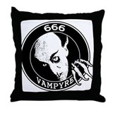 Cute Murnau Throw Pillow